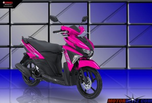 Soul GT warna pink muda bgt 2