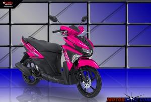 Soul GT warna pink muda bgt 3