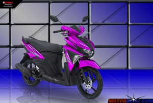 Soul GT warna pink