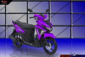 Soul GT warna ungu 5