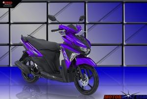 Soul GT warna ungu