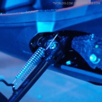 Soul GT125 fitur Side Stand Switch