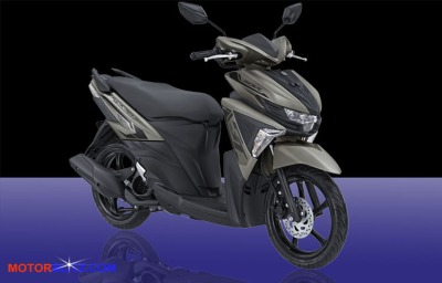 warna All New Soul GT abu2