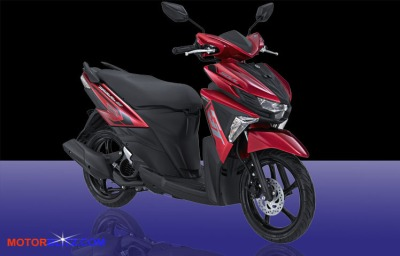 warna All New Soul GT merah