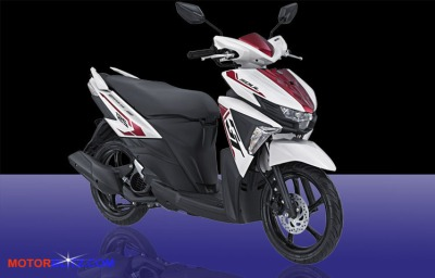 warna All New Soul GT putih