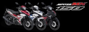 warna Jupiter mx 150 (2b)