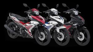 warna Jupiter mx 150