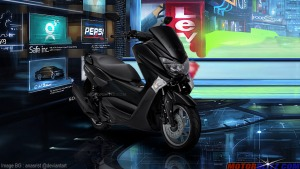 warna yamaha nmax black