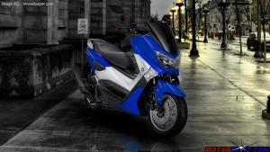 warna yamaha nmax blue