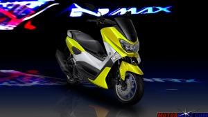 warna yamaha nmax kuning yellow 3