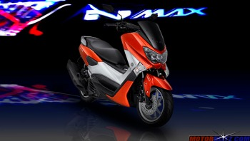warna yamaha nmax orange 2