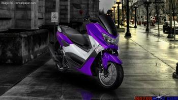 warna yamaha nmax purple
