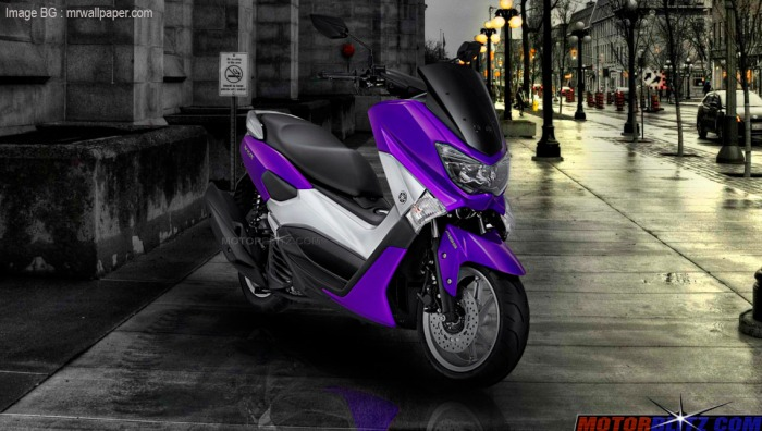 warna yamaha nmax purple