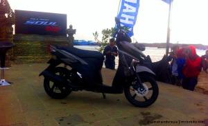 yamaha soul gt 125 blue core3