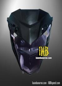 cover headlamp new sonic 150 k56