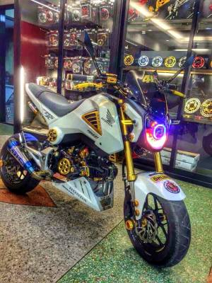 Honda Grom modification (11)