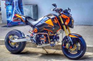 Honda Grom modification (15)