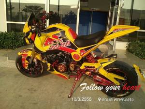 Honda Grom modification (17)