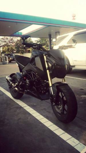 Honda Grom modification (19)