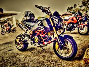 Honda Grom modification (20)