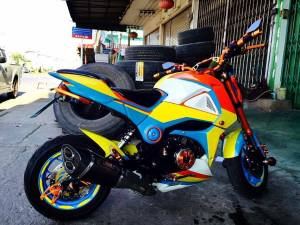 Honda Grom modification (26)
