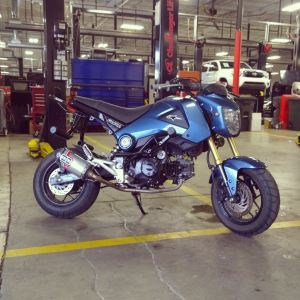 Honda Grom modification (27)