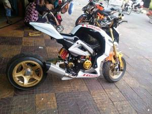 Honda Grom modification (29)