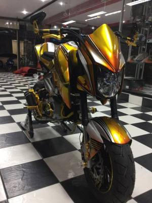 Honda Grom modification (31)