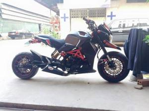 Honda Grom modification (32)