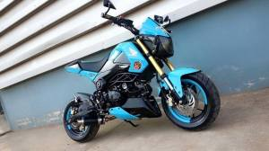 Honda Grom modification (4)