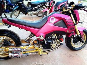 Honda Grom modification (43)