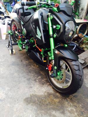Honda Grom modification (5)