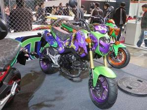 Honda Grom modification (7)