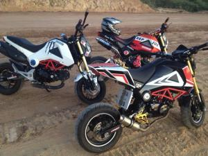 Honda Grom modification (8)