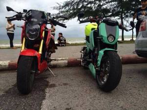 Honda Grom modification (9)