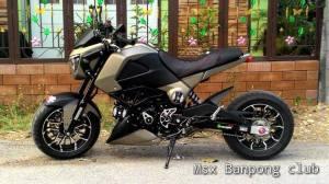 Honda MSX 125 Grom modif (8)