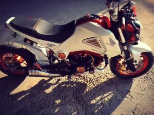 Honda MSX 125 Grom modification (13)