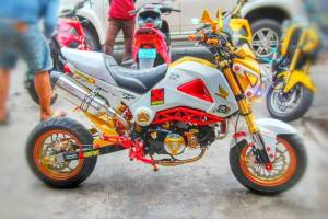 Honda MSX 125 Grom modification (17)
