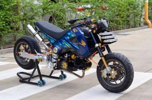 Honda MSX 125 Grom modification (18)