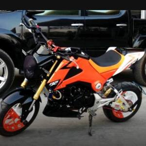 Honda MSX 125 Grom modification (21)