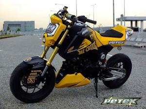Honda MSX 125 Grom modification (26)