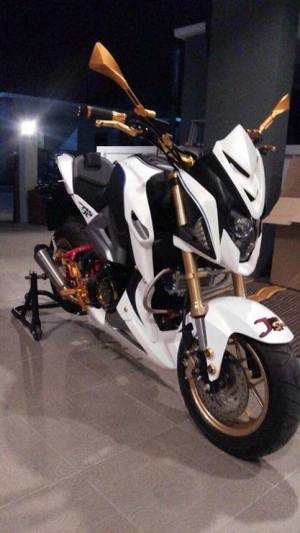Honda MSX 125 Grom modification (27)
