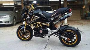 Honda MSX 125 Grom modification (33)