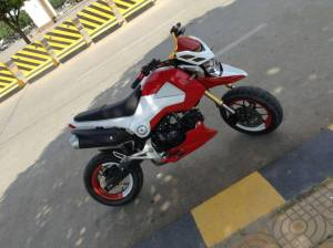 Honda MSX 125 Grom modification (36)