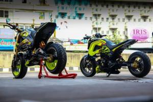 Honda MSX 125 Grom modification (37)