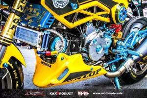 Honda MSX 125 Grom modification (4)