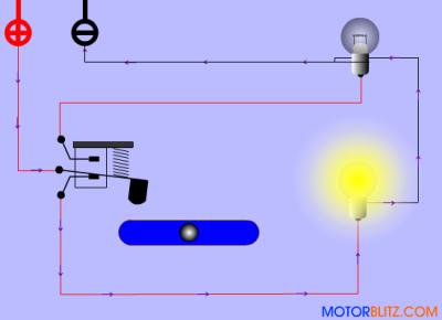 ilustrasi saklar 3 pin