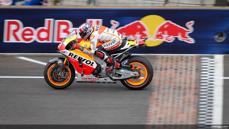 Hasil race MotoGP 2015 Austin Texas, Marquez masih beringas. | MOTORBLITZ