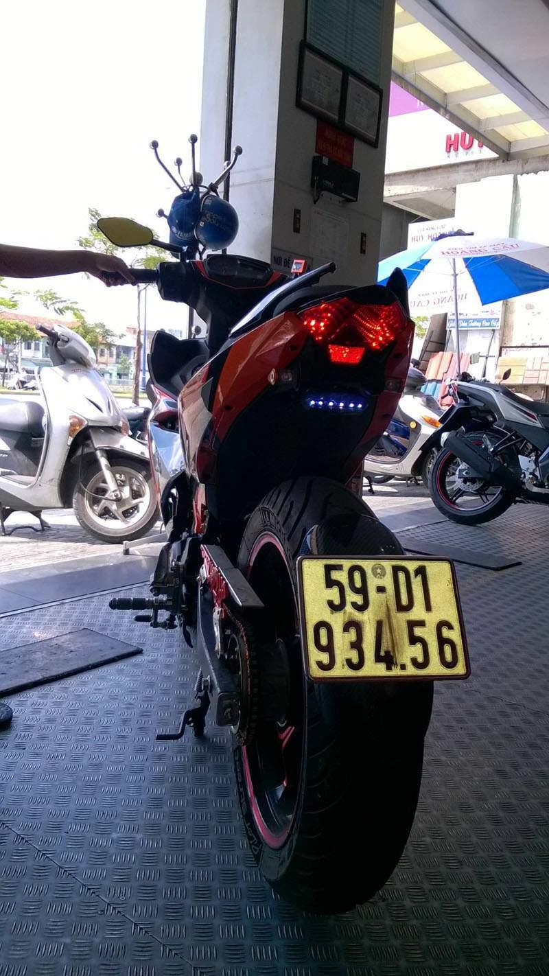 Modifikasi Mx King 13 MOTORBLITZ
