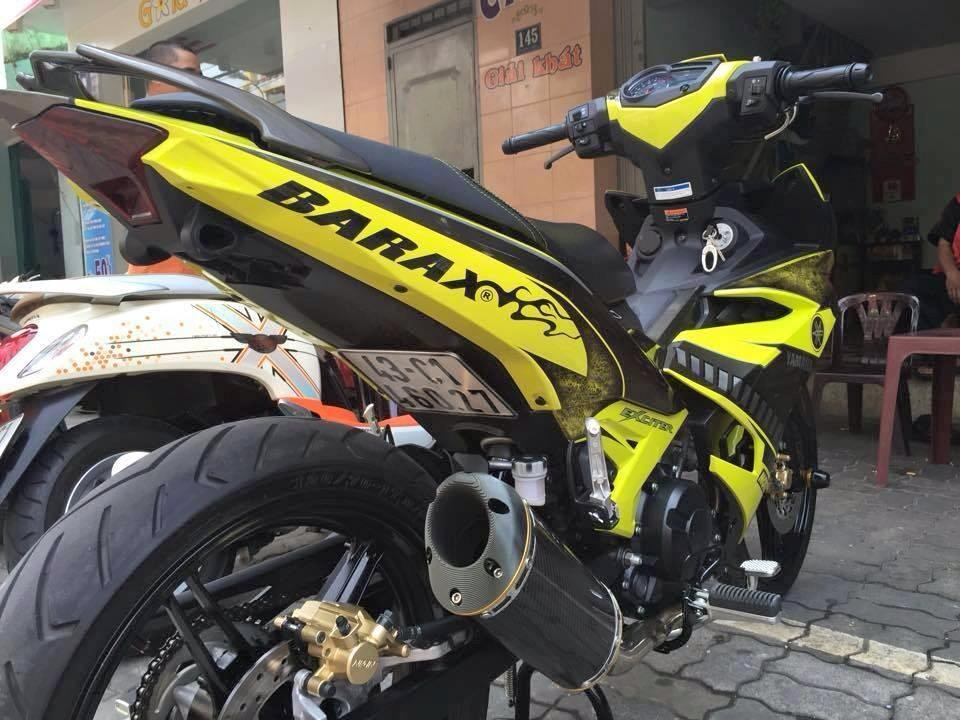 Modifikasi Motor Yamaha Mx 135 Cc